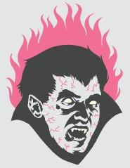 Threadless Vampire T-shirt
