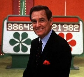 Bob Barker from The Price is Right