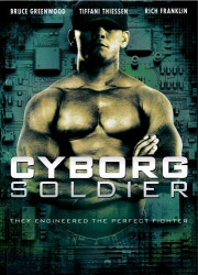 Cyborg Soldier DVD cover art