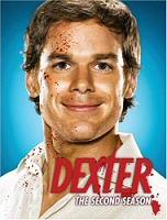 Dexter Season 2 DVD cover art