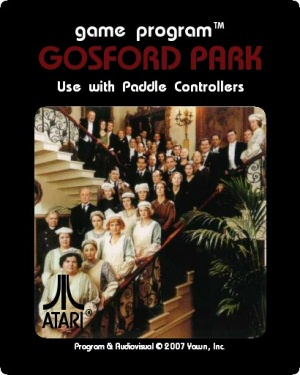 Gosford Park: The Game