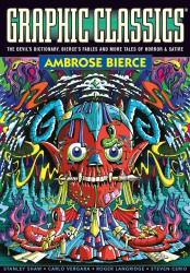 Graphic Classics: Ambrose Bierce cover art