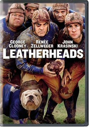 Leatherheads DVD cover art