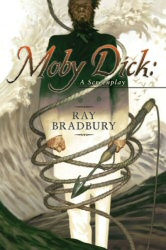 Moby Dick screenplay cover art