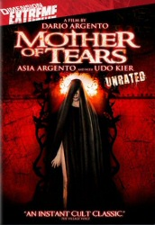 Mother of Tears DVD cover art
