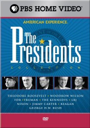 Presidents Collection DVD cover art