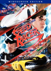 Speed Racer (2008) DVD cover art