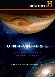 Universe: The Complete Season Two DVD cover art