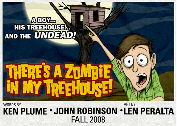 Zombie in my Treehouse