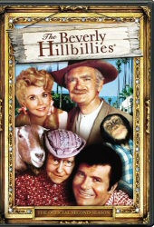 The Beverly Hillbillies: The Official Second Season DVD cover art