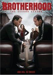 Brotherhood: The Second Season DVD cover art