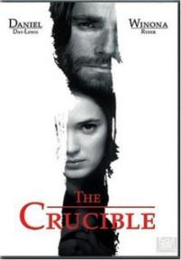 Crucible DVD cover art
