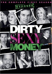 Dirty Sexy Money: The Complete First Season DVD cover art