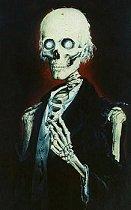 Haunted Mansion portrait