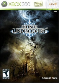 Infinite Undiscovery game cover art