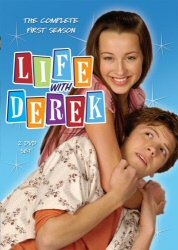 Life With Derek: The Complete First Season DVD cover art