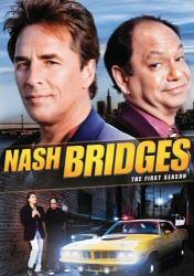 Nash Bridges: The First Season DVD cover art