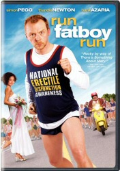 Run Fatboy Run DVD cover art