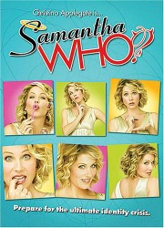 Samantha Who?: The Complete First Season DVD cover art
