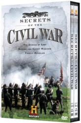 Secrets of the Civil War DVD cover art