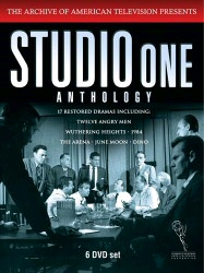 Studio One Anthology DVD cover art