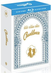 Casablanca Ultimate Collector's Edition Blu-Ray cover art