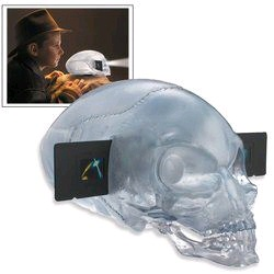 Indiana Jones Crystal Skull Adventure Projector