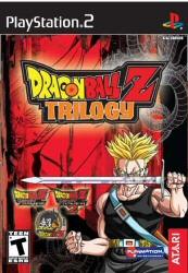 Dragon Ball Z Trilogy game cover art