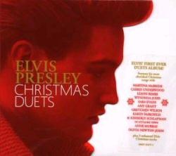 Elvis Presley: Christmas Duets cover art