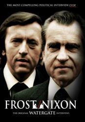 Frost Nixon Interviews DVD cover art