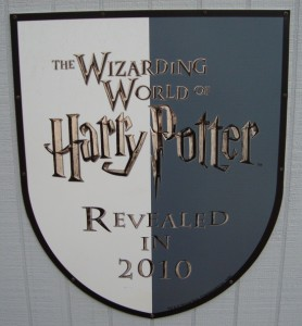 The Wizarding World of Harry Potter: Revealed in 2010 - Universal Orlando