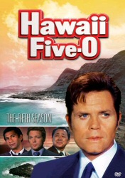 Hawaii Five-O: The Complete Fifth Season DVD cover art