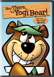 Hey There, It's Yogi Bear! DVD cover art