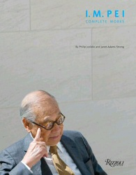 IM Pei Complete Works book cover art