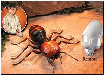 Indiana Jones Giant RC Ant