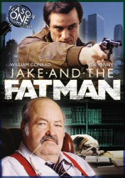 Jake and the Fatman, Season 1, Vol. 2 DVD cover art