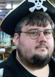 Ken Plume, pirate