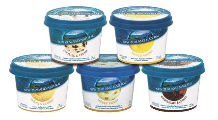New Zealand Natural Ice Creams