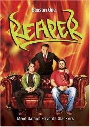 Reaper: Season One DVD cover art