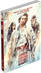 Sukiyaki Western Django steelbook DVD cover art