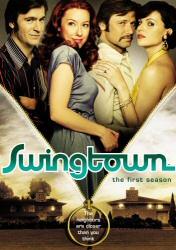 Swingtown: The First Season DVD cover art