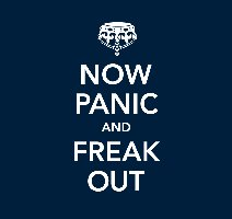 threadless now panic freak out