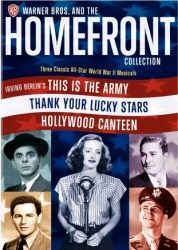 Warner Bros. and the Homefront Collection DVD cover art
