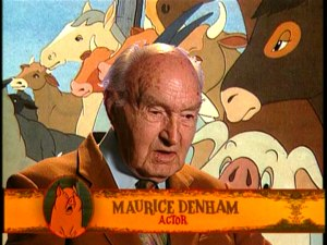 Maurice Denham from Animal Farm