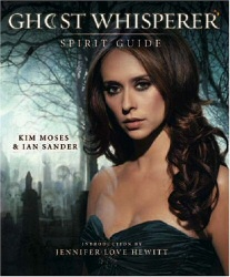 Ghost Whisperer Spirit Guide book cover art