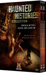 Haunted Histories Collection, Vol. 3 DVD cover art