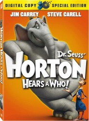 Horton Hears a Who DVD cover art