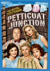 Petticoat Junction: The Official First Season DVD cover art