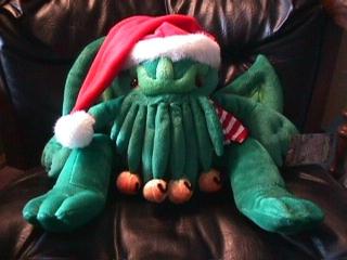 Santa Cthulhu!