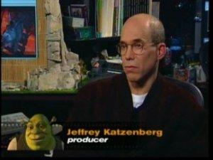 Jeffrey Katzenberg from Shrek